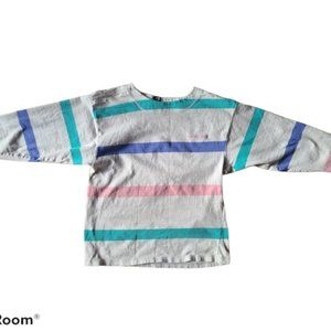 Northern Reflections vintage stripped long sleeve